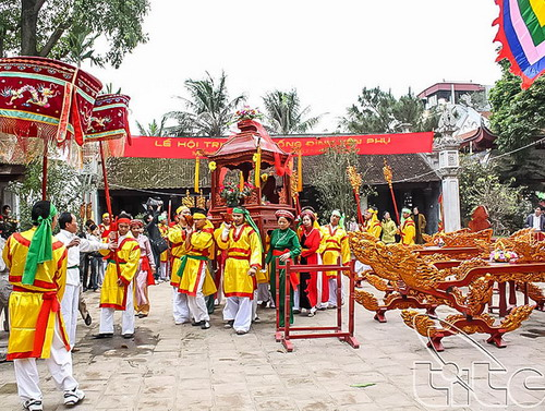 Top Vietnamese Festivals Summary on March