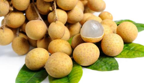 The story about Vietnam Longan fruit